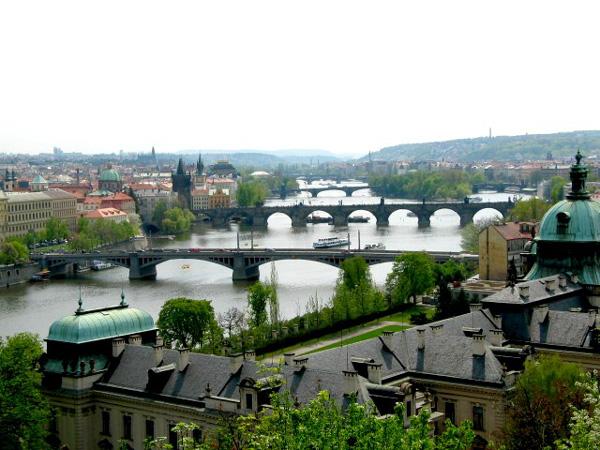 Прага из Перми