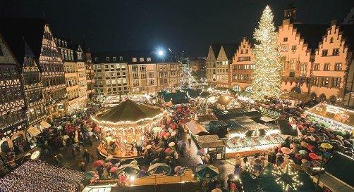 отдых в Германии в декабре