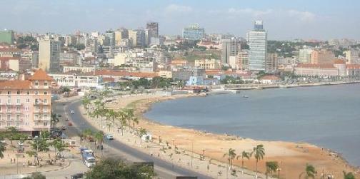 цены в Анголе