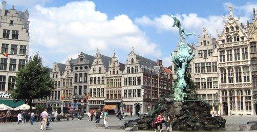 цены в Бельгии