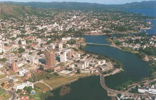 город Кордоба - второй по величине в Аргентине