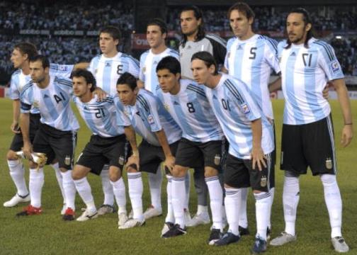мужская сборная Аргентины