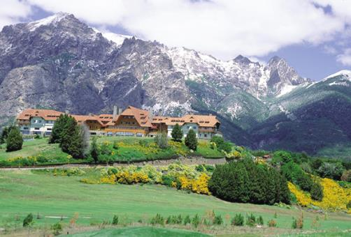 горнолыжный курорт Сан-Карлос-де-Барилоче