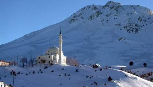 горнолыжный отдых в Турции