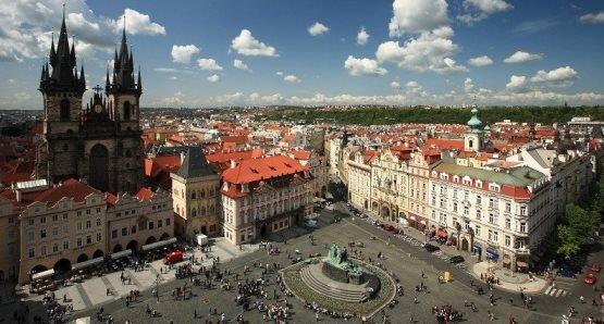переезд в Чехию