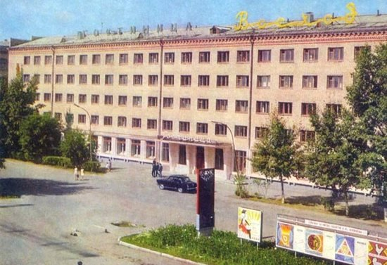 фото гостиницы Восход в Петропавловске