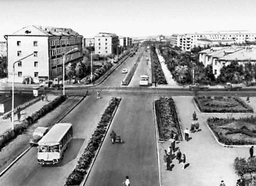 Фотография улицы Интернациональной