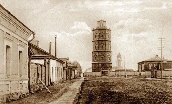Петропавловск в далекие времена