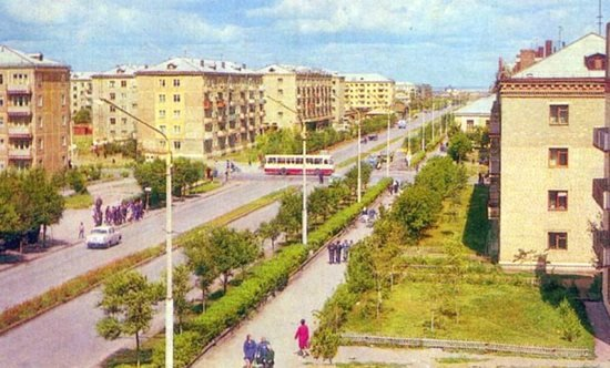 фотография Петропавловска