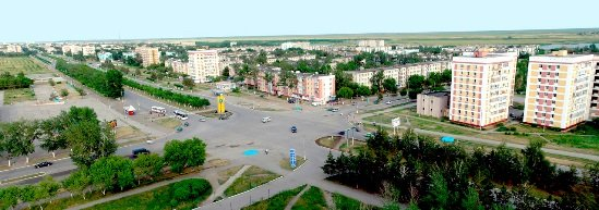 город Рудный, Казахстан