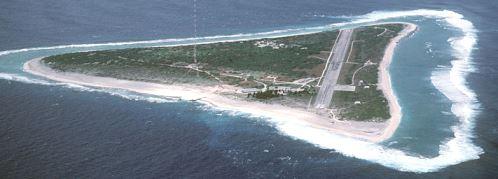 остров Минамитори