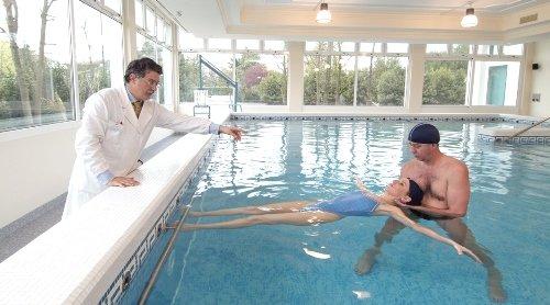 Серные обертывания лечение суставов процесс реабилитации после операции по замене тазобедренного сустава