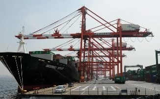 порты Японии
