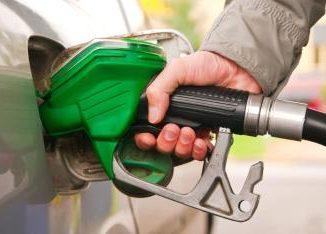 бензин в Германии