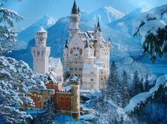 Германия в январе