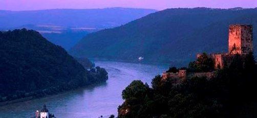река Рейн, Германия