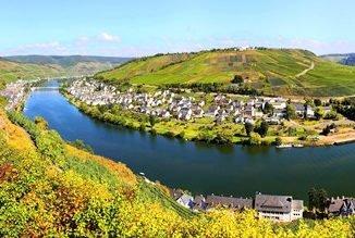 реки Германии