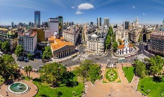 города Аргентины