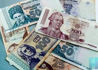 деньги Приднестровья