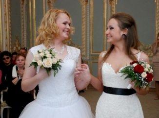 однополые браки в России