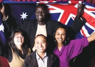 отношение к иммигрантам в Австралии