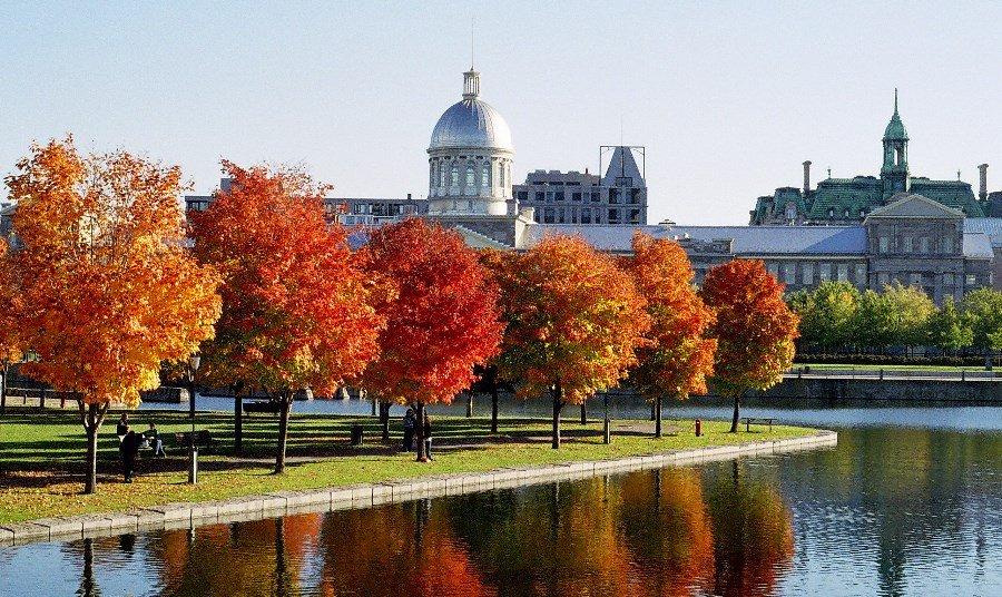 Жизнь в Монреале (Квебек, Канада)