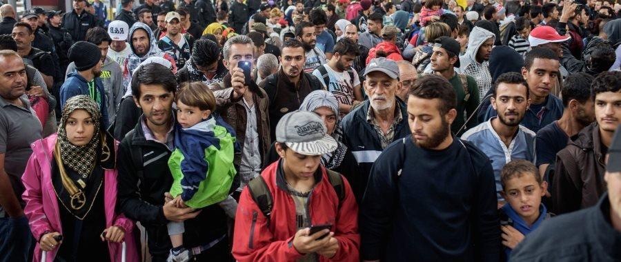 новости и проблемы с беженцами в Швеции и в Европе