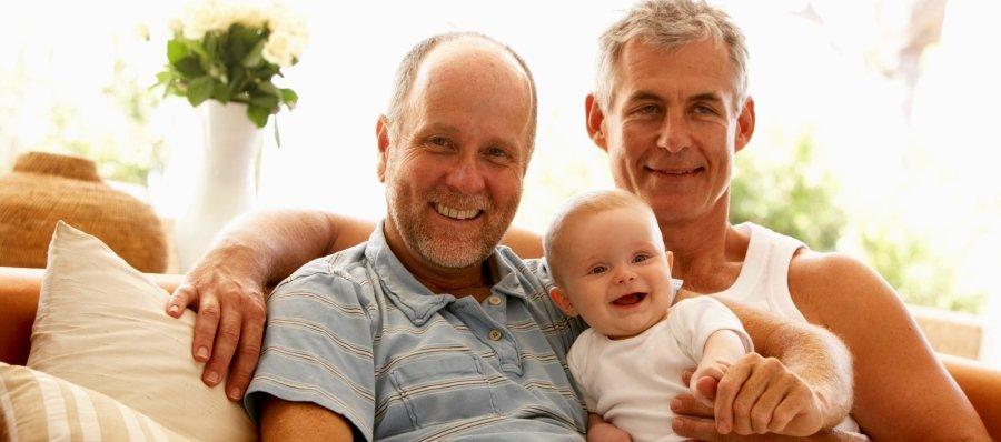 Гомосексуальные семьи в Швеции