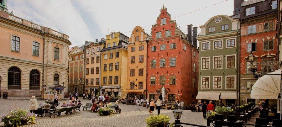 образ жизни в Швеции