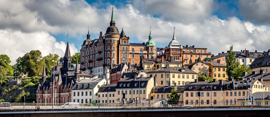 Плюсы жизни в Швеции