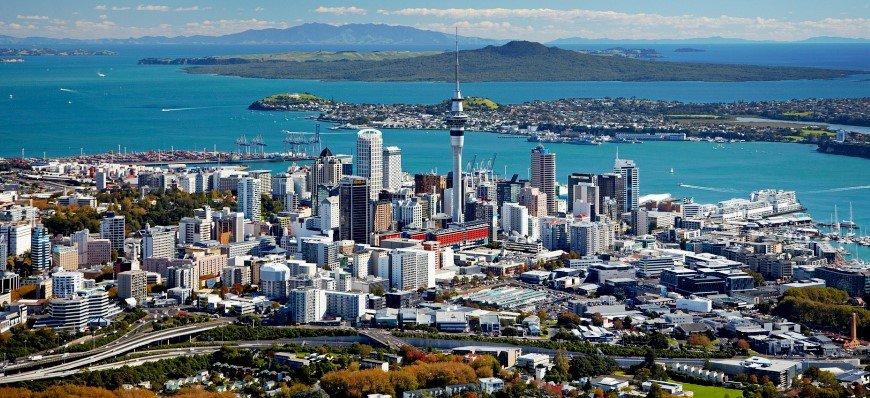 погода в Новой Зеландии летом и зимой