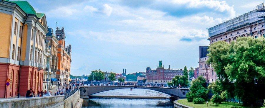 работа в Швеции для русских
