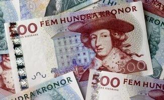 Средние зарплаты в Швеции