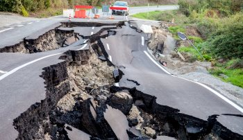 Землетрясения в Новой Зеландии