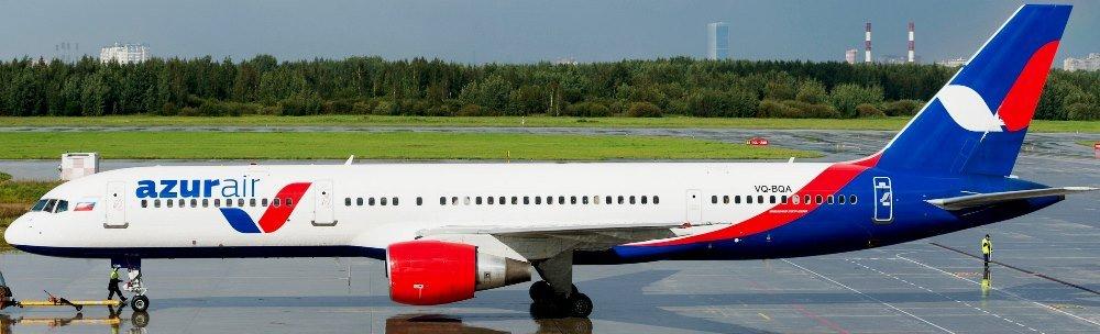Авиакомпания Azur Air (Азур Эйр)
