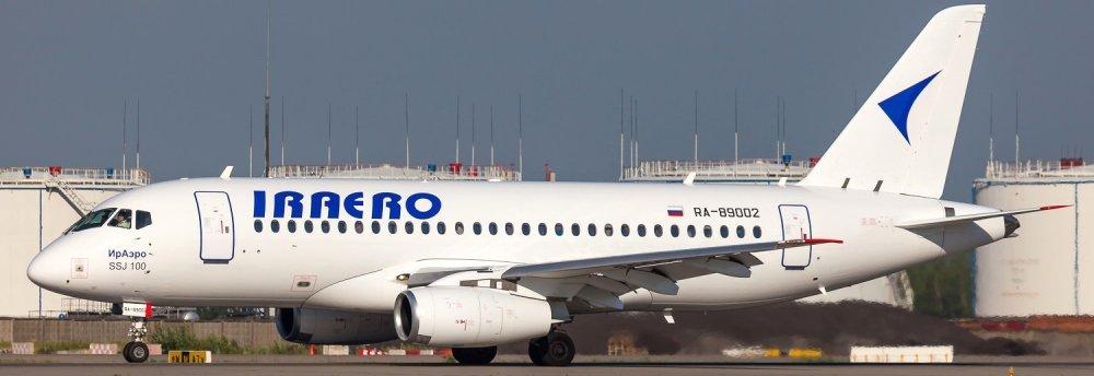 Авиакомпания ИрАэро