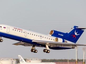 Авиакомпания Ижавиа