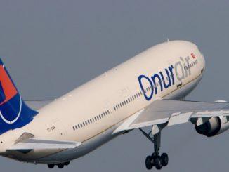 авиакомпания Onur Air