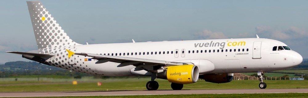 Прямой рейс Калинград - Барселона от Vueling Airlines