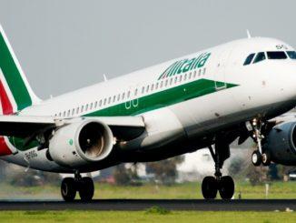 Авиакомпания «Alitalia» (Алиталия)