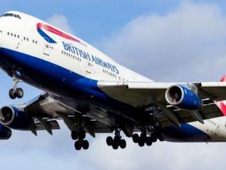 авиакомпания Авиакомпания British Airways (Британские Авиалинии)