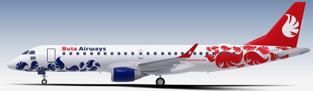 Авиакомпания Buta Airways, лоукостер