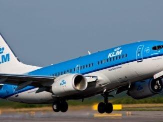 Авиакомпания «KLM»