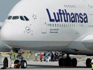Авиакомпания Lufthansa (Люфтганза)