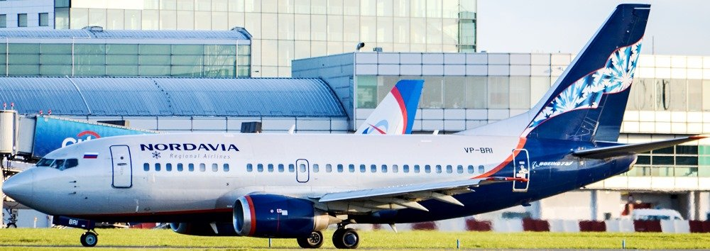 Авиакомпания «Нордавиа» (Nordavia)