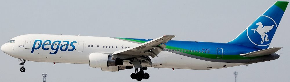 Авиакомпания Pegas Fly (Икар)