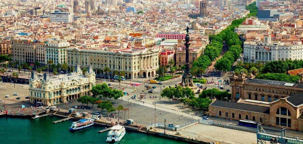 города Испании и урбанизация