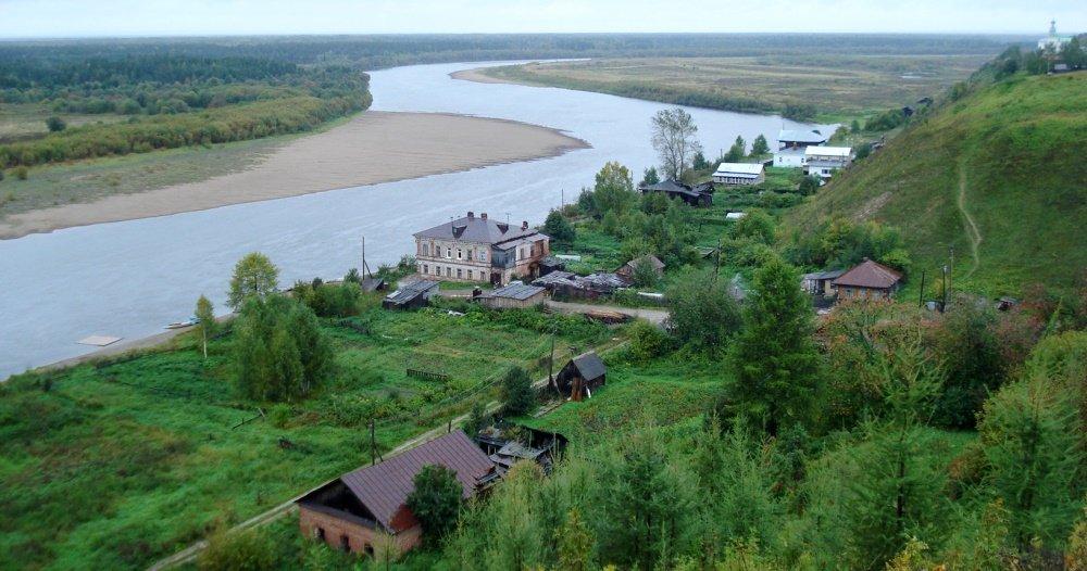 река Колва