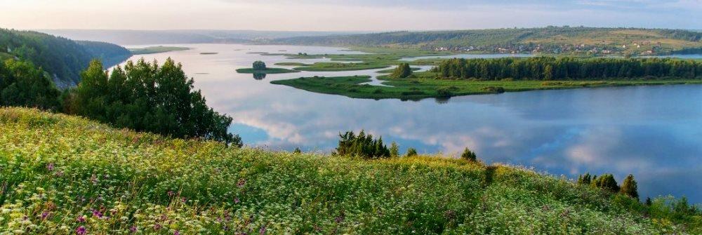 пермская река Сылва