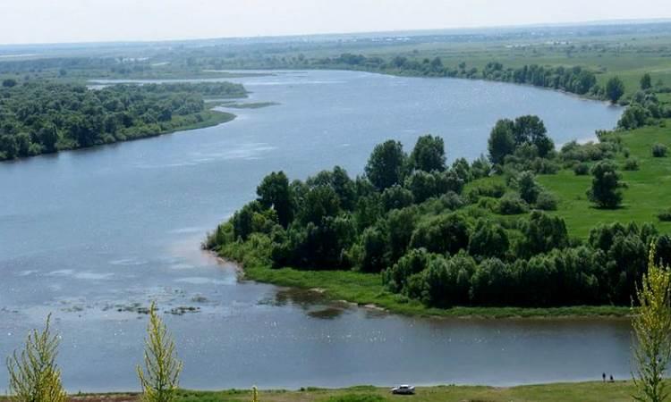 реки Пермского края, список и карта